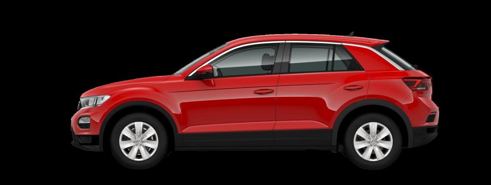 VW T-Roc Basis