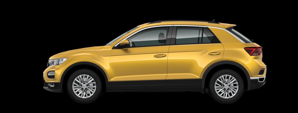 VW T-Roc Advance