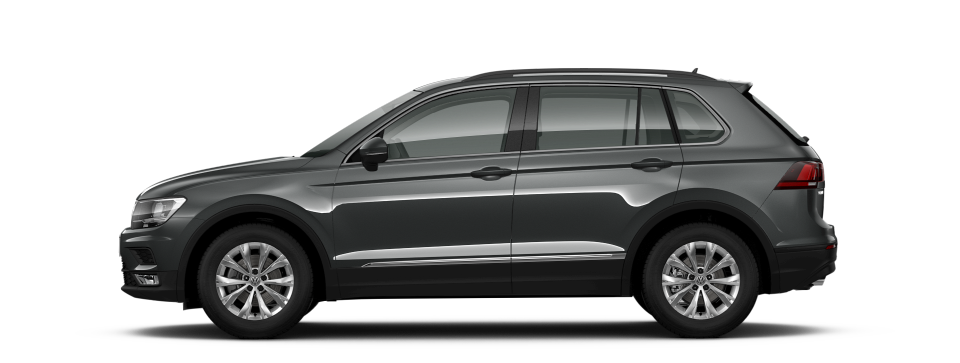 VW Tiguan Comfortline