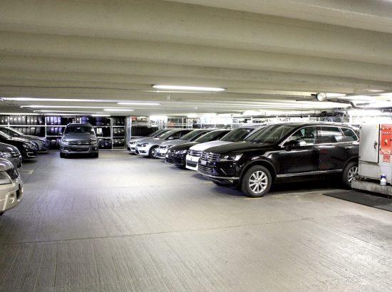 Garage VW à Genève