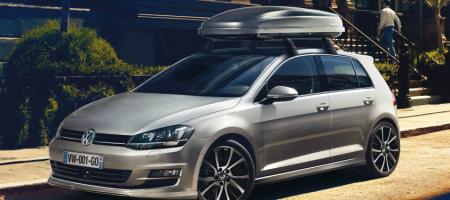 Coffre de toit VW